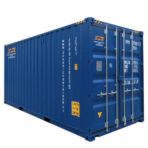 Shipping Container Prices >> 20 Hc Shipping Container New Scandic Container