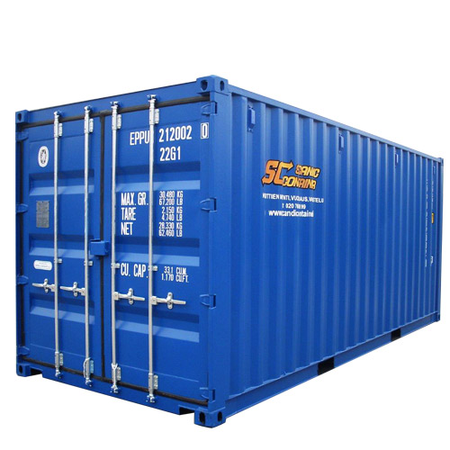 Shipping Container Prices >> 20 Dc Shipping Container New Scandic Container
